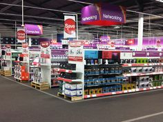 Retail Design | Retail Shelving | Retail Fixtures | Electrical Stores | by HMY Radford part of the HMY Group, your Global shopfitting partner