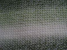 Ravelry: Tunisian Crochet - Purl Stitch Panel pattern by Tanis Galik