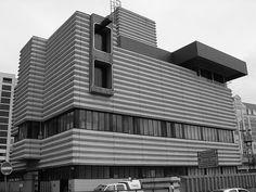 Birmingham New Street Signal Box -- Birmingham, England