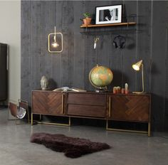 Class sideboard Dutchbone Dutchlabel Design