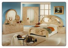 SUSY BEDROOM SET BY GLASS-FORM COLLECTION