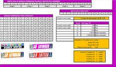 Desdobre lotofácil 25 dezenas 10 jogos ~ SÓ LOTOFÁCIL - Resultados - dicas - palpites - esquemas - jogos