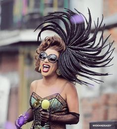 Bianca Del Rio / Drag Queen / RuPaul's Drag Race Check out some awesome drag queen t-shirts at http://itsdrag.com/