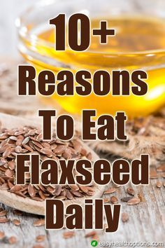 """""""Superfood"""" may be a modern term, but flaxseeds, which very well may be the world's first cultivated superfood, have been consumed for 6,000 years. Sometimes called linseeds, these small, brown or golden-colored seeds, have big benefits…"""