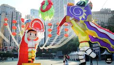 Lanterns, Mooncakes & Dragons: Hong Kong's Mid Autumn Festival — Miles of Happiness