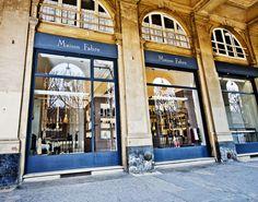 Maison Fabre Palais Royal Paris