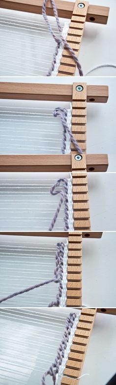 Soumak Chain Weave | The Weaving Loom
