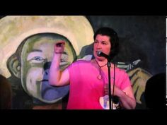 """Funnies about your """"tickly bits"""" and a great deal of truth as well! Gussie Grips ' Women's Health Physio Edinburgh Fringe Performance - YouTube"""