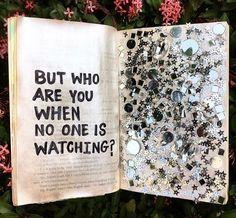 Notebook Art, Bullet Journal Notebook, Bullet Journal Ideas Pages, Bullet Journal Inspiration, Art Journal Pages, Bullet Journal Aesthetic, Art Diary, Wreck This Journal, Journal Quotes