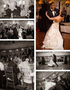 The Blackstone Hotel Chicago | Chicago Wedding Photography | Copyrite Gina DeConti/www.imaginativestudios.com