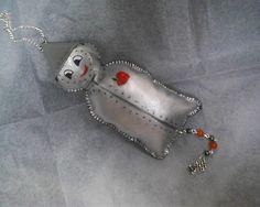 Tin Man. So creative!!