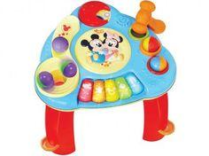 Mesa de Atividades Disney Baby - Dican com as melhores condições você encontra no Magazine 233435antonio. Confira!