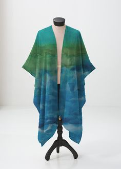 Best Place Oversized Merino Wool Scarf - Reflections of Love by VIDA VIDA Clearance Factory Outlet kNLqB