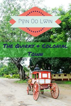 In Pyin Oo Lwin, no other place in Myanmar best exudes the atmosphere of the British colonial era. The quirky hillside town is a mix of military cadets, horse carriages & colonial mansions! Travel by train from Hsipaw to Pyin Oo Lwin, via the dramatic Gokteik Viaduct, once the 2nd highest railway bridge in the world.