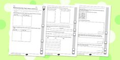 Year 4 Maths Assessment: Addition and Subtraction Term 3