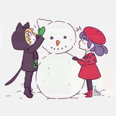 Mari, do you wanna build a snowman?