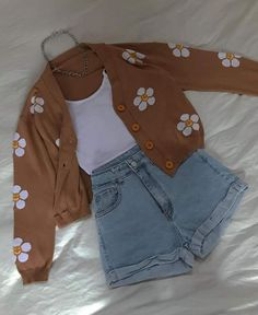 Tumblr Outfits, Indie Outfits, Edgy Outfits, Retro Outfits, Girls Fashion Clothes, Teen Fashion Outfits, Cute Fashion, Outfits For Teens, Really Cute Outfits