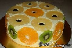 Cakes And More, Diy Food, Pineapple, Sweet Treats, Muffin, Good Food, Food And Drink, Veggies, Pudding