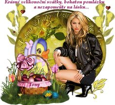 PŘÁNÍ - VELIKONOCE, NAROZENINY,SVATEBNÍ,,UMRTÍ,CITÁTY ..aj - VELIKONOČNÍ PŘÁNÍ - VELIKONOČNÍ PŘÁNÍ Dream Garden, Princess Zelda, Czech Republic, Artwork, Fictional Characters, Decor, Decorating, Work Of Art, Inredning