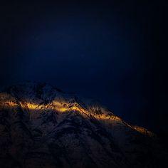 Sunset near Provo Utah    www.tmophoto.com