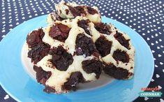 Barrinha de leite Ninho e brownie. | 15 das receitas mais gostosas que você pode fazer com leite Ninho