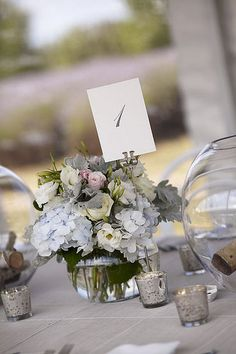 gorgeous wedding centerpieces for an outdoor rustic wedding   Photo by Blumenthal Photography   Read this real wedding on I take you - UK wedding blog