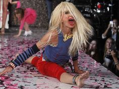 Designer Betsey Johnson, 72, is known for cartwheels and splits on the runway. Will we see them in the ballroom?