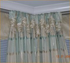 Love These Drapes!   Photo Courtesty Of Jacquelyn Weber  Hanging In Style Designs