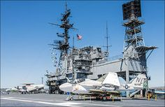Photo of USS Midway