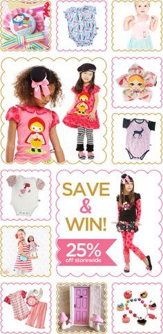 New Arrivals and Easter SALE featured in {KID} Independent