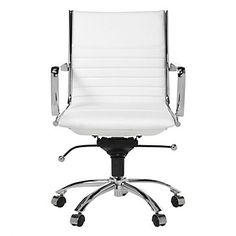 malcolm office chair. White Channel Back Office Chair | World Market Chairs Pinterest Organisation, Organizations And House Malcolm C