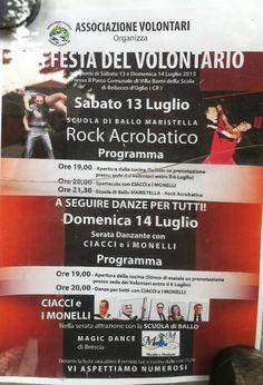 festa del volontario a Robecco d'Oglio http://www.panesalamina.com/2013/14613-festa-del-volontario-a-robecco-doglio.html
