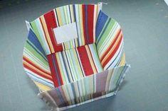 Fabric Storage Cubes - Tutorial - Design Dazzle