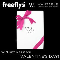 Enter to win one of 50 Wantable boxes, just in time to treat yourself for Valentine's Day!
