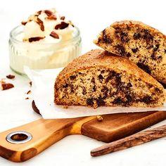 Banankaka | Recept ICA.se Best Banana Bread, Fika, Tart, Nom Nom, Foodies, Food And Drink, Yummy Food, Sweets, Sugar
