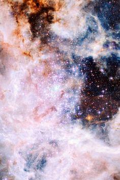 Tarántula Nebula (Nebulosa Tarántula)...Alucinante.
