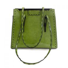 Stitching Design Shoulder Bag For Women