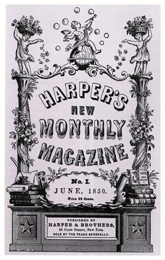 25 cents in Who could afford that? Harper's Magazine, Monthly Magazine, Documentary Photography, Have Time, Product Launch, Scores, Magazines, Journals, Things To Sell