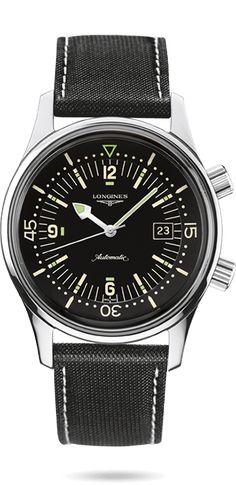 a0d901df6690 Longines Diver - Vintage Luxury Watches