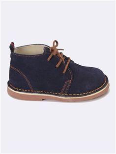 Chaussures de bébé en cuir Cyrillus