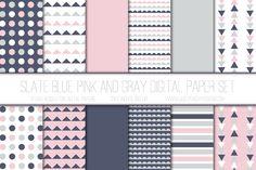 Just Peachy Designs: Digital Paper TONS of FREE digital papers!
