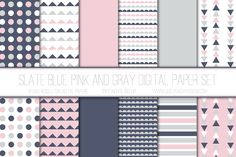 Just Peachy Designs: Digital Paper TONS of FREE digital papers!