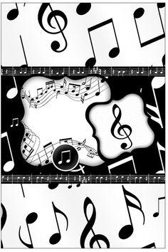 Bala Personalizada Notas Musicais                                                                                                                                                                                 Mais