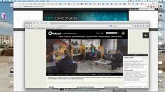 Drones, Bookmarks, Desktop Screenshot, Windows, Marque Page, Ramen, Window