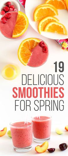 We're almost done with this garbage mess of a winter. Get a sneak peek at the sunshine that's coming (in smoothie form).  Jenny Chang / BuzzFeed Spring Detox Green Smoothie  This rejuvenating beauty i