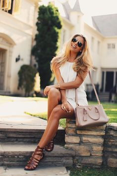Classic sexy summer style, fashion trends