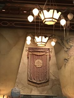 Tower of Terror wall tapestry