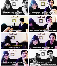 PLL - ian and lucy