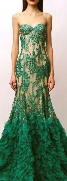 Green Gorgeous Fashion
