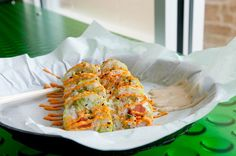 How Do You Roll Custom Sushi #SharkTank